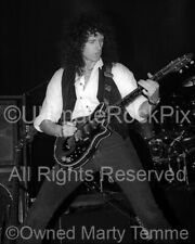 BRIAN MAY PHOTO QUEEN 1990's by Marty Temme UltimateRockPix