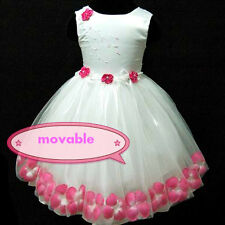 HOT Pinks Christmas Party Girls Dress SZ 9Mth-1-2-3-4-5