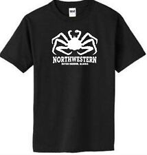 Northwestern Deadliest Catch Shirt Alaska Dutch Harbor