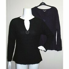 Per Una Mohair Blend Jumper, Sz 8-16, Black or Purple!