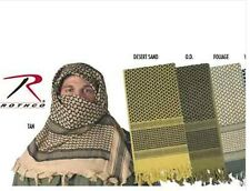 Rothco's Shemagh tactical desert scarf 4 colors avail.