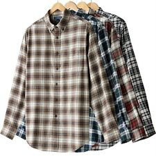 Croft & Barrow Mens Flannel Plaid Shirt~Various colors and sizes~$28~NWT