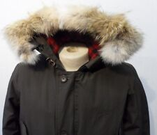MENS WOOLRICH ARCTIC PARKA BROWN