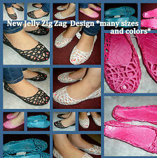 New Jelly Zig zag design *many colors and sizes*
