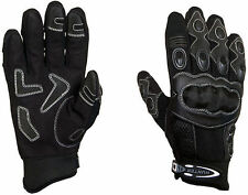 motorbike motorcycle motocross men's biker's gloves cycle clothing