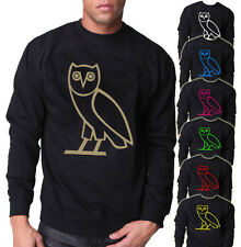 OVO Owl Jumper Sweater Drake October's Very Own XO Rap Hip Hop The Weeknd YMCMB