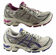ASICS GEL-CUMULUS 12 WOMENS/LADIES SHOES RUNNING SHOES/TRAINERS/SPORT/RUNNERS