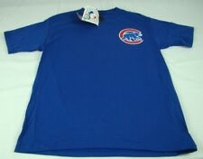 Youth Majestic MLB Soriano Chicago Cubs T Shirt blue NWT any size M L XL