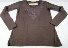 Women's Wrangler Western Shirt Blouse Bling Long Sleeve any size M L XL