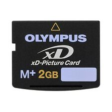 2GB xD Type M+ Olympus Flash Memory Card for AMEDIA 470 ZOOM & more