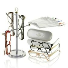 Joy Mangano SHADES Readers 14-piece - with STAND Reading Glasses -  NEW