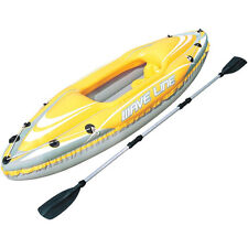 Bestway Wave Line Inflatable Kayak Set - Great for Recreational Uses!