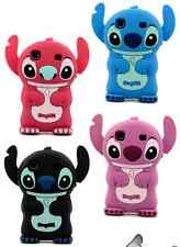 ★★ BOY GIRL 3D STITCH RUBBER SILICONE CASE COVER ★ SAMSUNG GALAXY S I9000 T959 ★