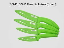 "NEW Chef Kitchen Cutlery  Ceramic knife Knives 4 Size Choice 3"" 4"" 5"" 6"" Peeler"