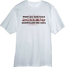 Manipulate the Data Funny Novelty T Shirt