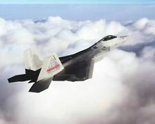 Lockheed Martin F22 Raptor Art Poster Print New