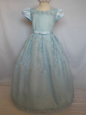 New Girl Pageant Wedding Easter Formal Party Dress in Lt. Blue sz 4 6 8 10 12 14