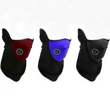 Bike Skate Snowboard Vent Ski Warm Face Mask Motorcycle