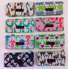 BUNGALOW 360 Canvas Wallet Purse Bag ( 8 Styles to Choose From )