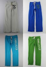 Hollister Men Classic Straight/Skinny Sweatpants Pants Fleece by Abercrombie NWT