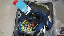 NEW TODDLER BOYS DISNEY PIXAR TOY STORY WATERPROOF SNOW BOOTS SHOES LIGHTS UP FS