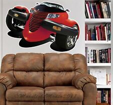 2000 Plymouth Prowler Special Edition WALL GRAPHIC FAT DECAL MAN CAVE MURAL 6819