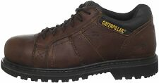 "Caterpillar ""BRADY"" -  Mens Work & Safety Shoe - Oxford Oak Brown"