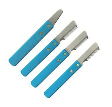 Professional Grooming Tools - Coat Stripper Knife - Knives for Stripping Dogs !