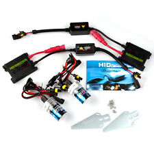 55W HID Xenon Light Conversion Slim Kit H1 H3 H4 H7 H8 H9 H10 H11 H13 9004 9007