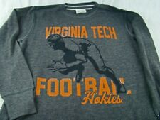 Mens Virginia Tech Hokies NCAA College Football Thermal Shirt Any Sz M L XL 2X