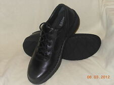 Drew Audrey black leather oxford womens multiple sizes