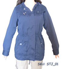 ST. JOHN'S BAY LADY'S AUTUMN, BACK TO SCHOOL SALE!  NAVY BLUE JACKET, BRAND NEW