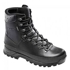 Lowa Mountain GTX Gore-tex Waterproof Police Military Hiking Walking Black Boot