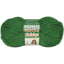 Bernat Icicle Holiday Christmas Super Bulky Acrylic Blend Knit & Crochet Yarn