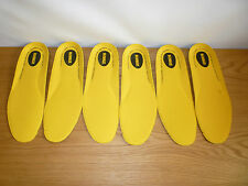 3 Pairs DeWalt Antibacterial/Heel Cushion Shoe/Work Boot Insoles Size 6-12 £7.95