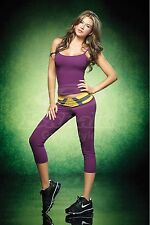 Hot! Gym/ Workout Pants! Work out in style! NEW! Babalu