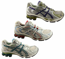 ASICS GEL-KINETIC 3 WOMENS/LADIES/RUNNERS/SNEAKERS ASSORTED COLOURS US SIZES!