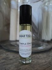 Temple Balms Natural & Handmade in Canada for Stress & Headache Relief