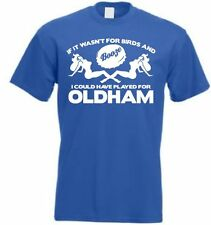 I Could Have Played for OLDHAM Football T Shirt Athletic