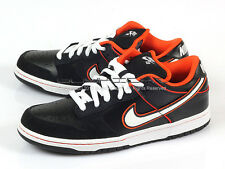 Nike Dunk Low Pro SB Black/White-Orange Blaze SF Giants 304292-010