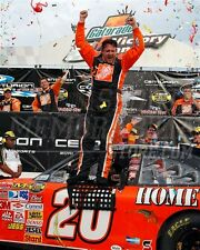 Tony Stewart Home Depot Team 20 racing victory lane 8x10 11x14 16x20 photo 139