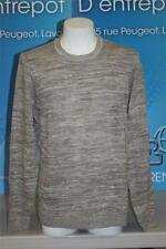 Via Europa Long Sleeve Twisted Crew Sweater NWT-Various Colors