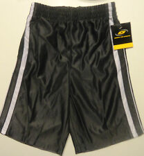 Simply For Sports Boys Basketball Dark Gray Shorts Sizes 5, 6