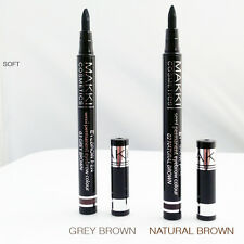 MAKKI SEMI PERMANENT EYEBROW COLOUR PEN LONG STAY SOFT SLANTED TIP EYE BROWS