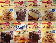 1 Box Betty Crocker Gluten Free Cake Cookie Brownie Pancake Waffle Mix Dessert