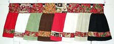 Hanging Kitchen Towels KITCHEN ELEGANCE COLLECTION - CHRISTMAS & FALL THEMES