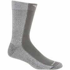 Drymax Cold Weather Running Socks - 2 Pair Pack - Red or Gray - S - M - L - XL