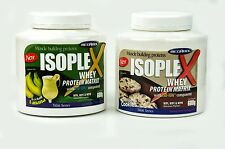 ISOPLEX DIET WHEY PROTEIN MEAL REPLACEMENT SLIMMING SHAKE LOSE WEIGHT FAST