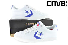 CONVERSE - STAR PLAY LP OX  white / royal blue  129867C  NEW  SNEAKER  SCHUHE