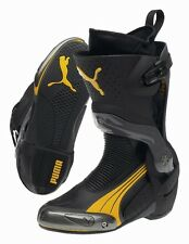 PUMA 1000 v2 racing motorcycle boots, black-yellow, BRAND NEW, LAST PAIRS!!!